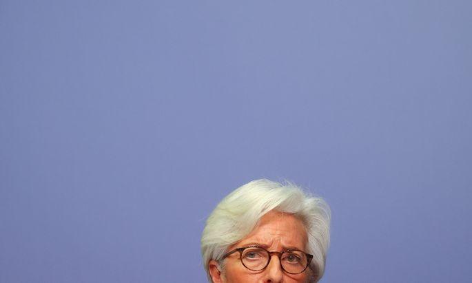 EZB-Chefin Christine Lagarde: Die EZB missachtet zunehmend ihre selbst aufgestellten Regeln.