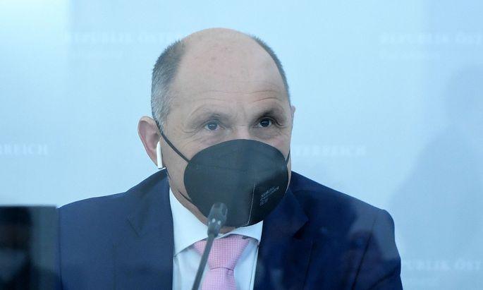 Sorgt mit seinem Vorstoß gegen die Wahrheitspflicht für Empörung: Nationalratspräsident Wolfang Sobotka (ÖVP)