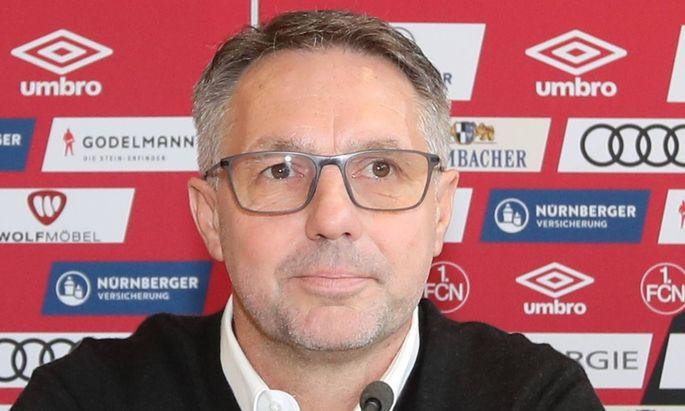 20 05 2019 Fussball Saison 2018 2019 1 Fussball Bundesliga 1 FC Nuernberg Nuernberg FCN