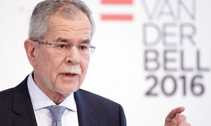 BP-Wahl: Grüne unterstützen Van der Bellen mit 1,2 Mio. Euro in bar