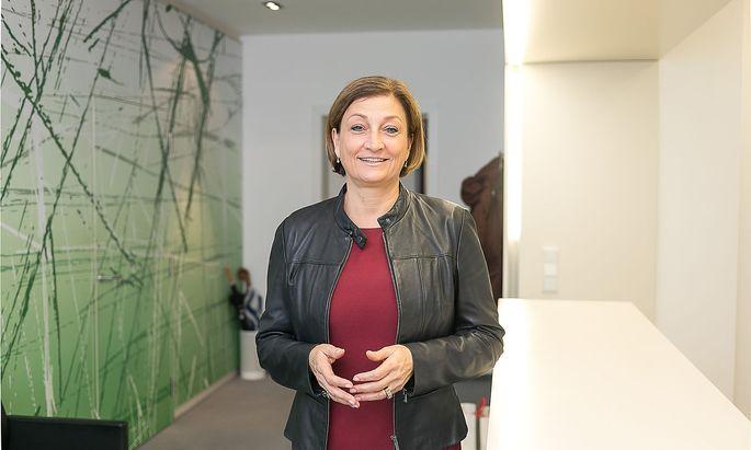 Birgit Rechberger von Henkel by Akos Burg