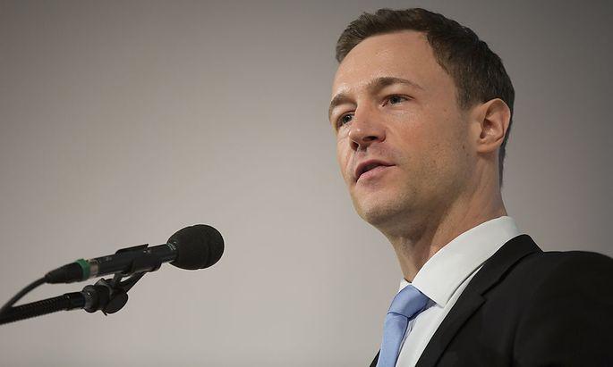 Generalsekretär Gernot Blümel (ÖVP)