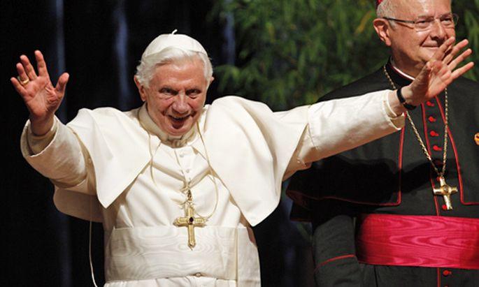 Benedikt fuer Dialog Islam