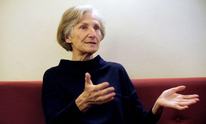 Neos-Justizsprecherin Irmgard Griss