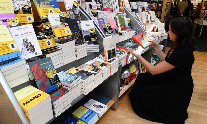 An der gesetzlichen Buchpreisbindung ist nicht zu rütteln.