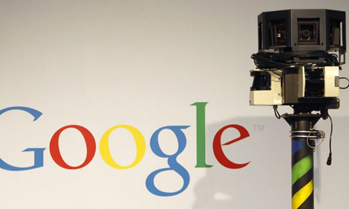 WLANDaten Anzeige gegen Google