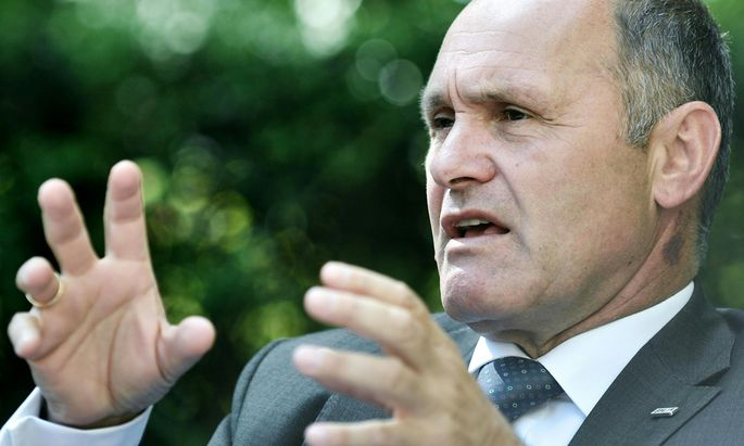 Innenminister Wolfgang Sobotka (ÖVP) will im Herbst ein Maßnahmenpaket vorlegen.