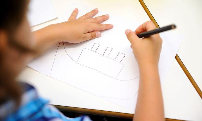 Symbolbild: Kindergartenkind