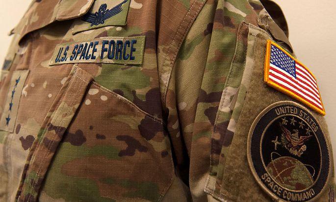 Camouflage im Weltraum: Neue US-Teilstreitkraft erntet Spott