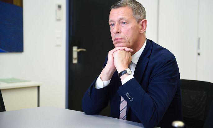 Trat im BVwG als Beschwerdeführer auf: Sektionschef Christian Pilnacek.