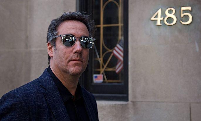 Michael Cohen (Archivbild vom April)