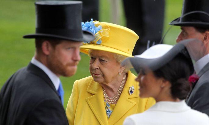 Das Paar wird künftig seine Zeit in Kanada und dem Vereinigten Königreich verbringen.