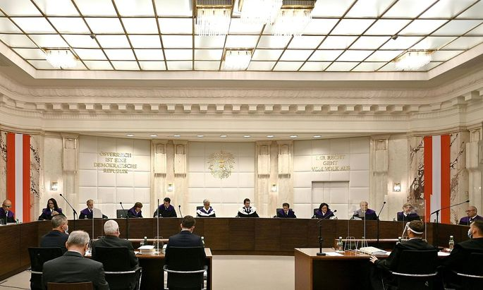 Zum Verbot der Sterbehilfe gab es am 24. September eine öffentliche mündliche Verhandlung