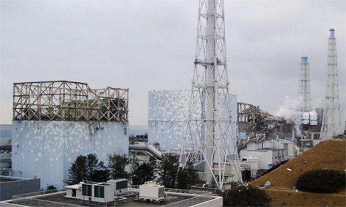Verseuchtes Wasser Fukushima steigt