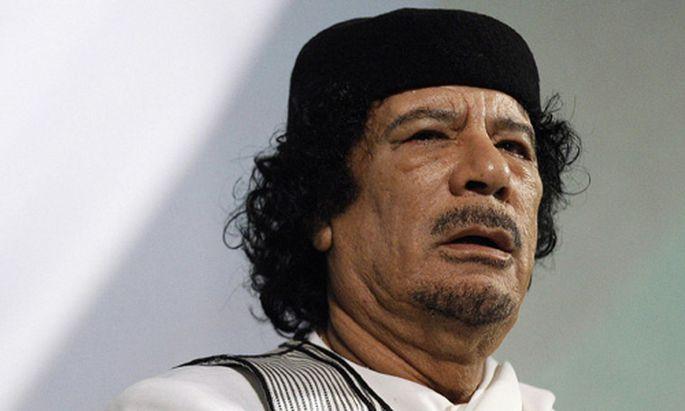 Gaddafi Tonnen Gold