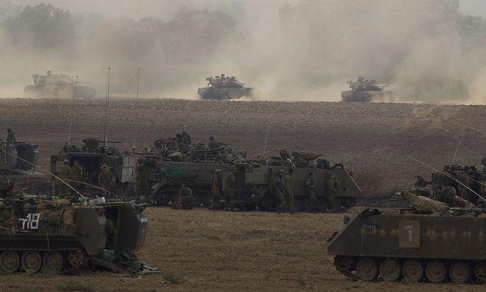 Die radikal-islamische Hamas versucht immer wieder, durch die unterirdischen Gänge nach Israel zu gelangen.