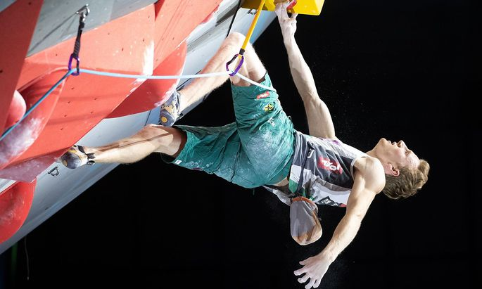 IFSC Climbing World Championships