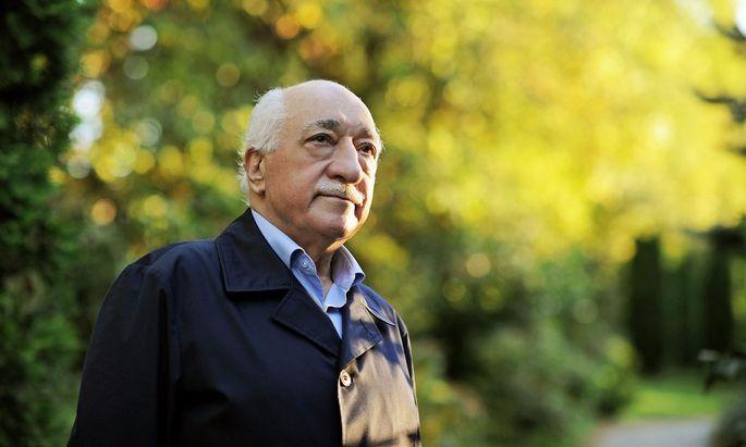 Der islamische Prediger Fethullah Gülen lebt im USamerikanischen Exil. Er hat einst der regierenden AKP geholfen, ihre Macht zu festigen.