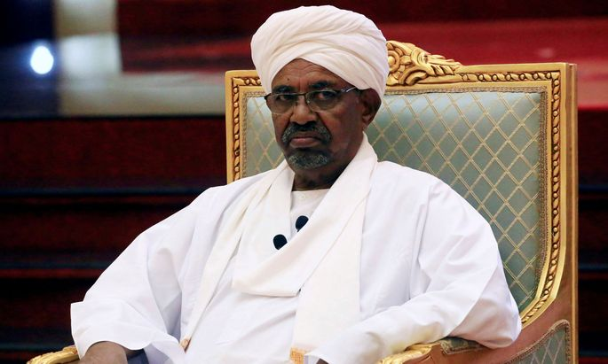 Sudans gestürzter Präsident Bashir der Korruption angeklagt