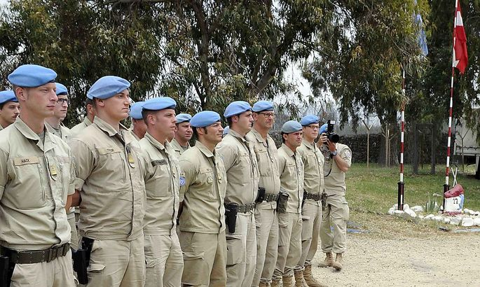 Österreichs Soldaten am Golan - Werner Faymann möchte den Einsatz überdenken, sollte das Waffenembargo aufgehoben werden.