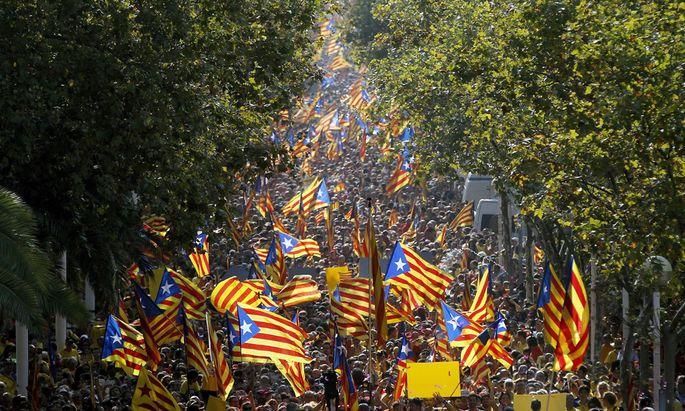 FILE SPAIN CATALONIA REFERENDUM