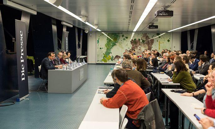 Unter dem Dach des Wiener Juridicums diskutierten Experten aus Lehre und Praxis über Reformen für Wirtschaftsprozesse.