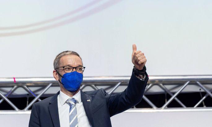 Herbert Kickl polarisiert nicht nur in der Öffentlichkeit, er tut das teils auch in der eigenen Partei.