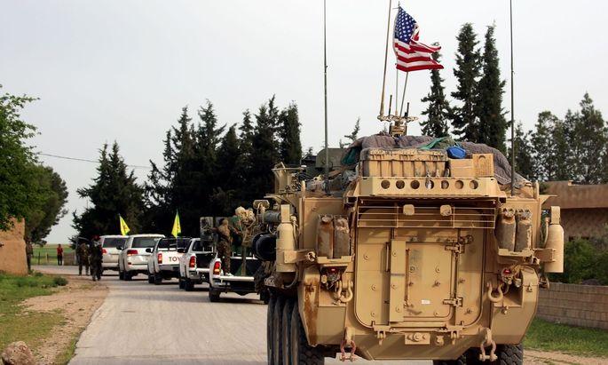Syrische Kurden verlieren mit US-Abzug ihren wichtigsten Verbündeten