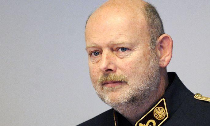 LVT-Wien-Leiter Erich Zwettler wurde abberufen (Archivbild).