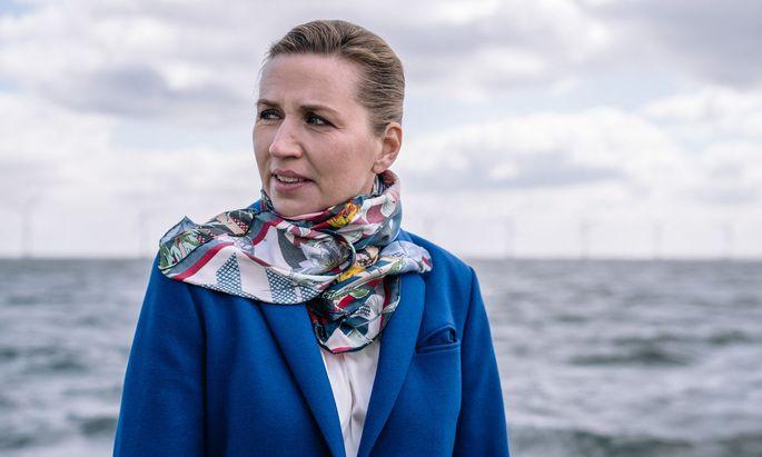 Vorbild für Doskozil und Kurz: Dänemarks Ministerpräsidentin, Mette Frederiksen.