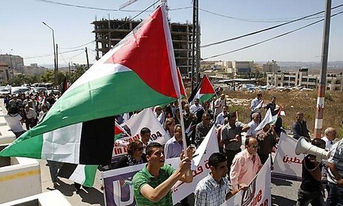 Palastinenser Ramallah Staat