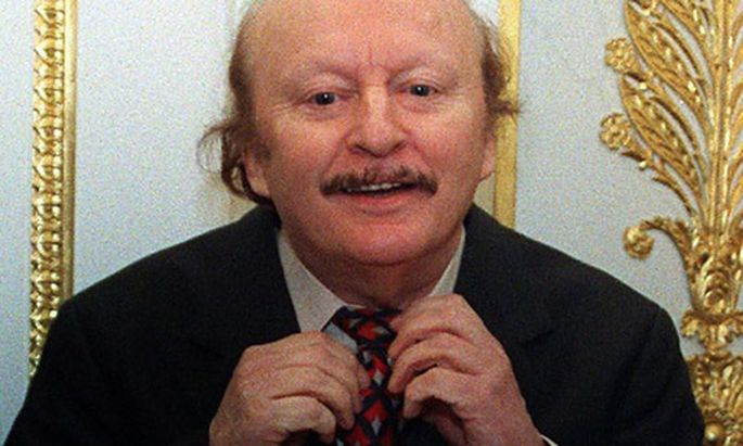 Autor Andreas Okopenko gestorben