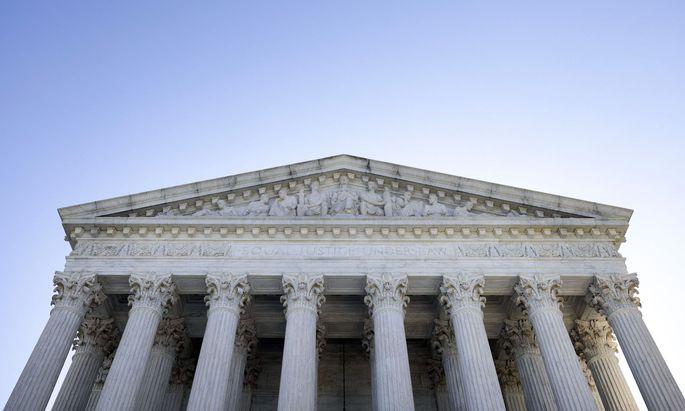 Der oberste Gerichtshof der USA