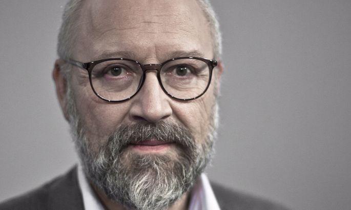 """Der Historiker Herfried Münkler: """"Merkel wird ein Loch in Europa hinterlassen."""""""