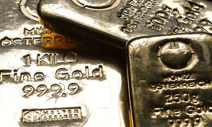 Archivbild aus der Münze Österreich