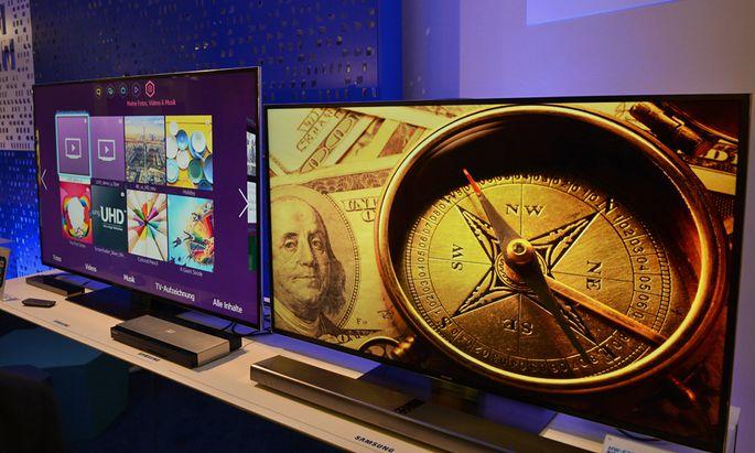 Neue UHD-TVs von Toshiba und Samsung im August
