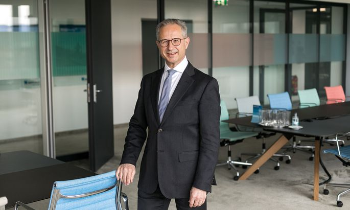 CEO Alfred Stern Borealis Wien by Akos Burg