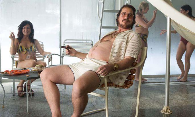 American Hustle, Christian Bale