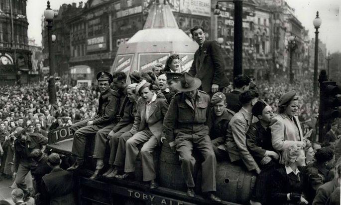 Europa nach dem Krieg: 70 Jahre Ausnahmezustand