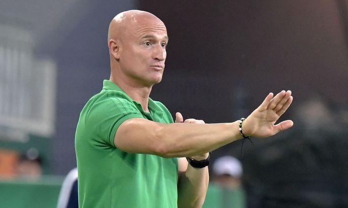 Rapid-Coach Djuricin