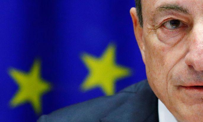 Ökonomen erwarten mahnende Worte von EZB-Chef Mario Draghi Richtung seines Heimatlandes Italien