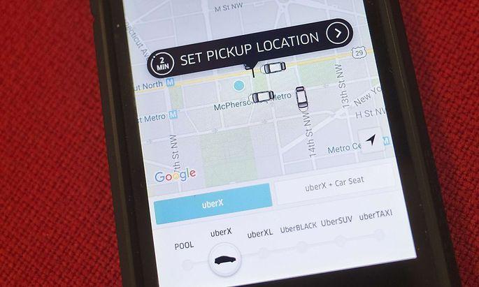 Symbolbild: Uber