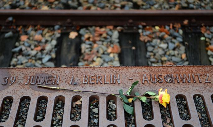GERMANY HOLOCAUST POGROM ANNIVERSARY