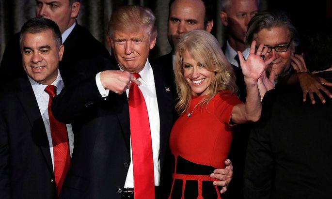 Wahlen - Trump zum Präsidentschaftskandidat der Republikaner gekürt