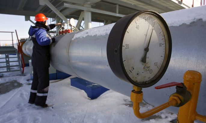 Gazprom, Russland