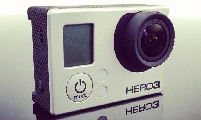 GoPro Hero3 OutdoorKamera WLAN