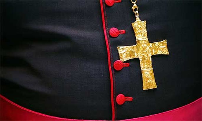 Katholische Kirche steigert Exekutionen