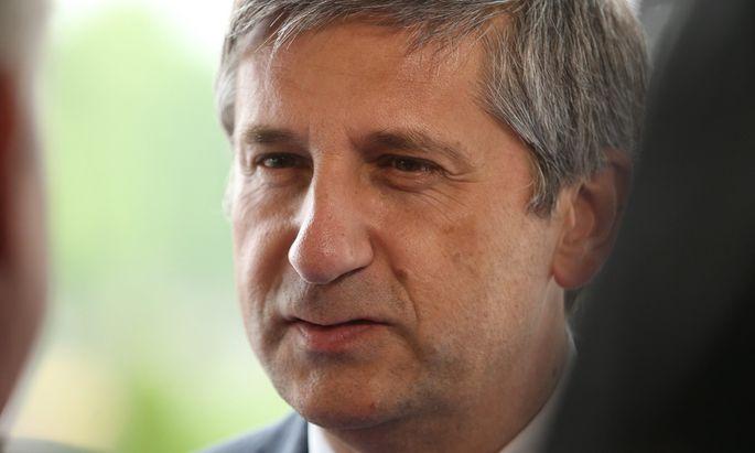 Ex-Vizekanzler Spindelegger wird ab 1. Jänner Generaldirektor des Migrationszentrums ICMPD.