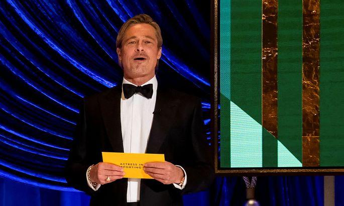 Auch Brad Pitt lockte die Zuseher offenbar nicht (in Massen) vor die Fernseher.