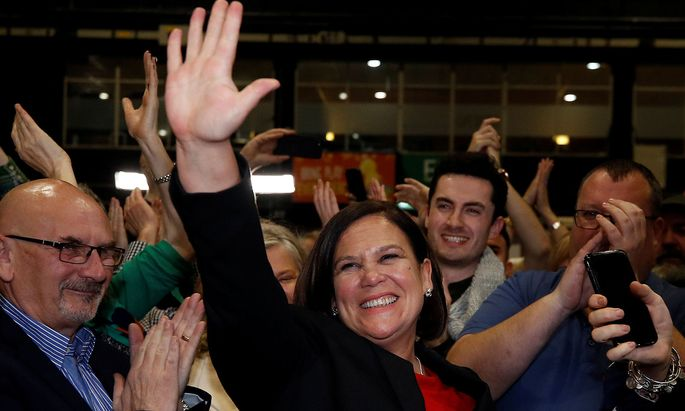 Ireland's national election
